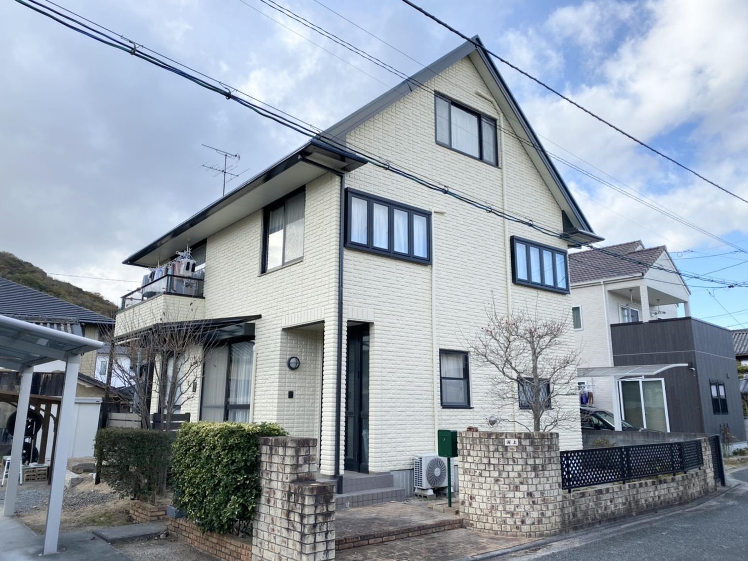 岡山市北区U様邸 ビフォーアフターです。